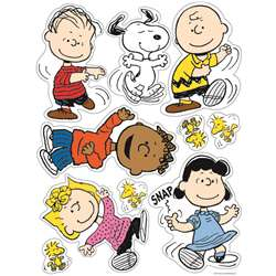 Peanuts Classic Characters Window Clings By Eureka