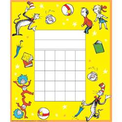 Cat In The Hat Mini Reward Pad By Eureka