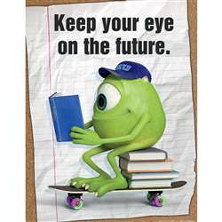 Monsters U Eye On The Future 17X22 Poster, EU-837038