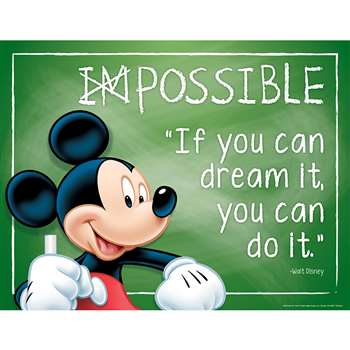 Mickey Possible 17X22 Poster, EU-837040