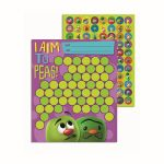 Veggietales Mini Reward Charts, EU-837044
