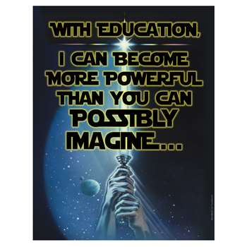 Star Wars Power Of Education Poster, EU-837248