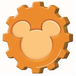 Shop Mickey Mouse Clubhouse Gears Paper Cut Outs - Eu-841003 By Eureka