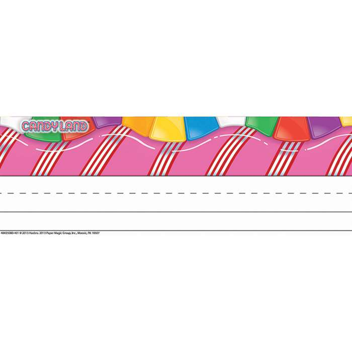 Shop Candy Land Tented Name Plates - Eu-843508 By Eureka