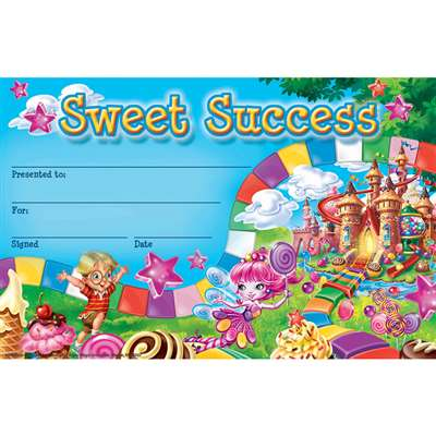 Shop Candy Land Recognition Awards - Eu-844003 By Eureka