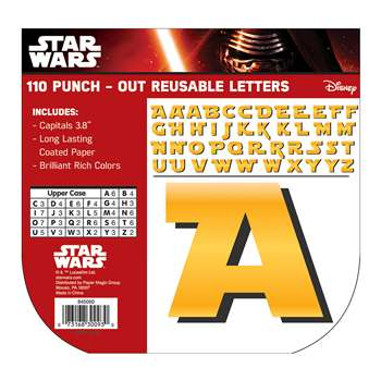 Star Wars Deco Letters, EU-845060