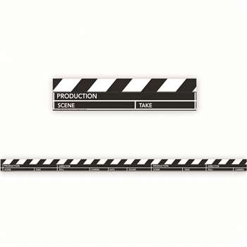 Hollywood Clapboard Deco Trim By Eureka