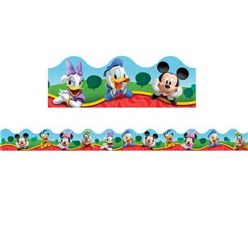 Mickey Mouse Clubhouse Characters Deco Trim, EU-845140