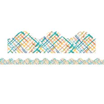 Confetti Splash Crosshatch Deco Trim, EU-845258