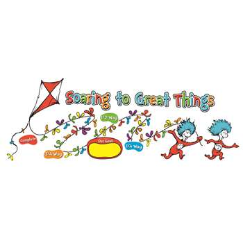Shop Dr Seuss Soaring To Great Things Bbs - Eu-847015 By Eureka