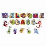 Alphabites Welcome Mini Bulletin Board Set, EU-847091
