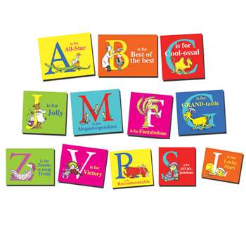 Shop Dr Seuss Abc Mini Bbs - Eu-847103 By Eureka