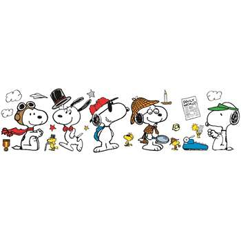 Peanuts Year Round Snoopy Poses Bb Set, EU-847153