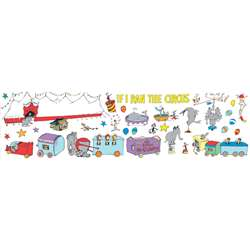 Dr Seuss If I Ran The Circus Trains Bb Set, EU-847155