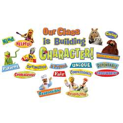 Muppets - Our Class Has Character Mini Bb Set, EU-847221