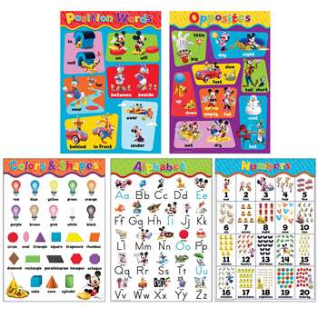 Mickey Mouse Clubhouse Beginning Concepts Bb Set, EU-847533