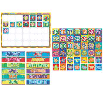 Color My World Calendar Bb Set, EU-847540