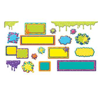 Color My World Classroom Signs And Frames Mini Bb , EU-847541