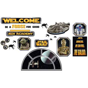 Star Wars Welcome To The Galaxy Bulletin Board Set, EU-847543