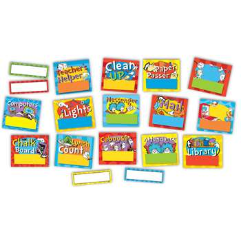 Dr. Seuss Standard Job Chart Mini Bb Set, EU-847613