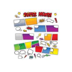 Super Class Super News Mini Bulletin Board Set, EU-847616