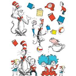 Bb Set Cat In The Hat Large Characters By Eureka