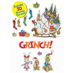 Dr Seuss The Grinch Bulletin Board Set By Eureka