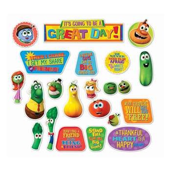 Veggietales Mini Bulletin Board Set, EU-847710