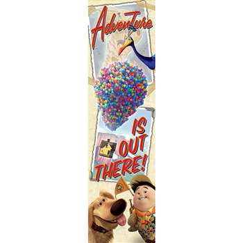 Up Adventure Vertical Banner, EU-849006