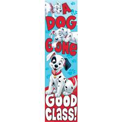 Shop 101 Dalmatians Dog Gone Good Class Vertical Banner - Eu-849031 By Eureka