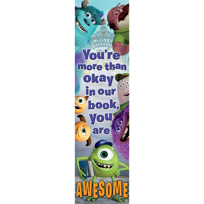 Monsters University Awesome Vertical Banner, EU-849038