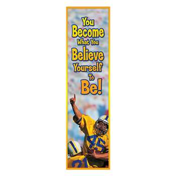 You Become What You Believe Banner, EU-849445