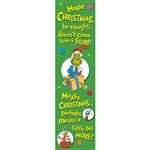 Dr Seuss The Grinch Vertical Banner Banner By Eureka