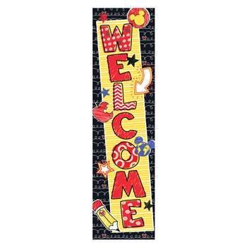 Mickey Color Pop Welcome Banner, EU-849722