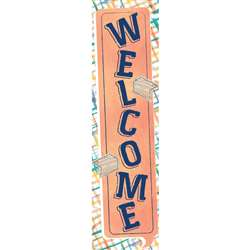 Confetti Splash Welcome Banner, EU-849725
