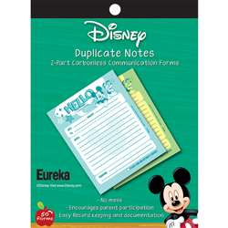 Mickey Hello Duplicate Notes, EU-863202