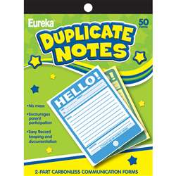 Hello Duplicate Notes, EU-863206