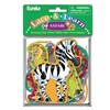 Lace And Learn - Safari Animals By Eureka