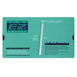 E-Z Gr Rectangle Shaped Score Up To 95 Questions By E-Z Grader
