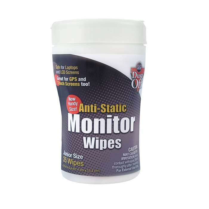 Junior Size Monitor Wipes By Falcon Safety Products