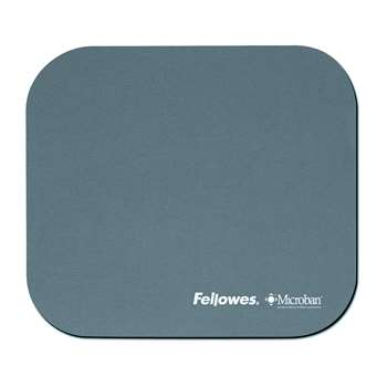 Mouse Pad Silver By Fellowes