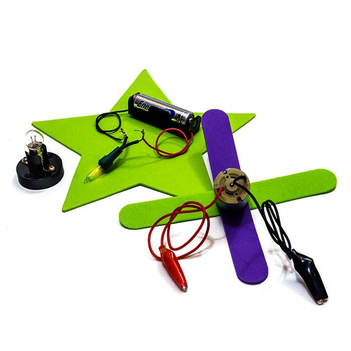 Shop Fun Science Electricity Kit - Fi-004 By Fun Science