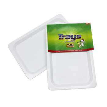 Plastic Trays Set Of 4, FI-T08