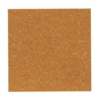 Cork Tiles 12In X 12In Set Of 4 By Flipside