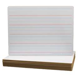 Double Sided Dry Erase Boards 12Pk 9X12 Class Pack By Flipside