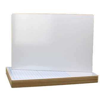 Shop Flipside 12Pk 1/2In Graph Dry Erase Boards Class Pack 11 X 16 By Flipside