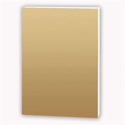 Shop Foam Board Metallic Gold 10Pk Flipside - Flp2030710 By Flipside