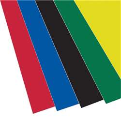 Asst Color 10Pk Foam Board 20X30 By Flipside