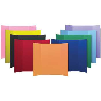 Project Boards Assorted 9-Pk 1 Each Of 9 Colors By Flipside