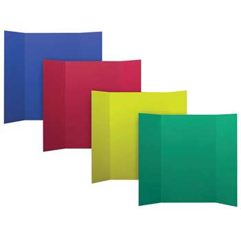 Shop Assorted Colors 24Pk 4 Colors Project Boards - Flp3007324 By Flipside